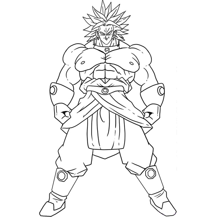 Coloriage dragon ball - Titi a colorier ...