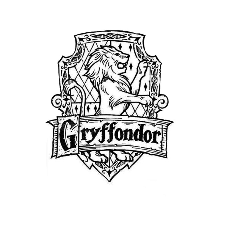 Coloriage Harry Potter : coloriage.ploo.fr